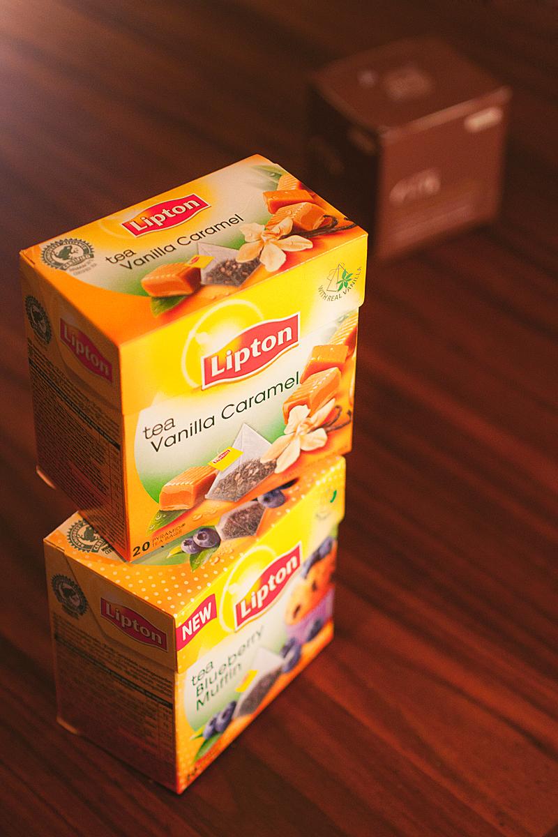 teaforpackningar