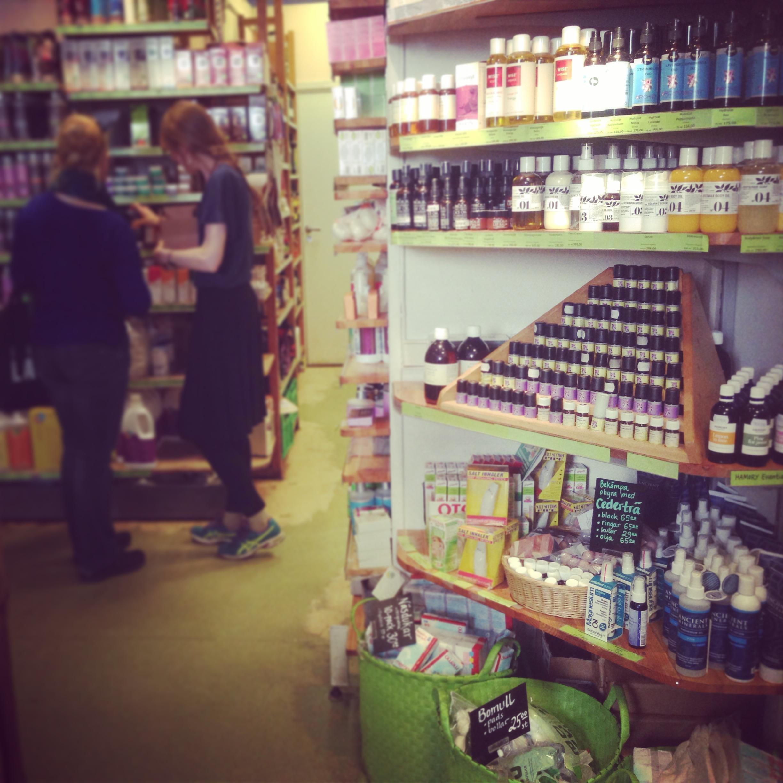 roliga butiker stockholm