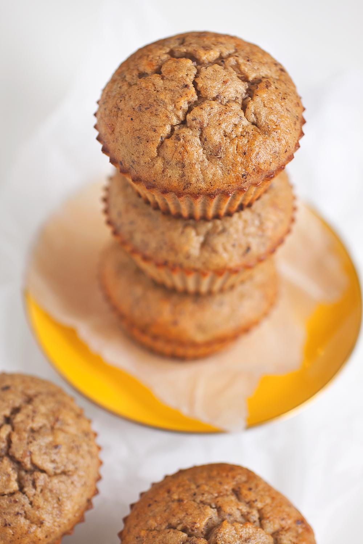 muffins utan vetemjöl