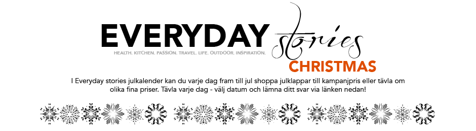 Everyday stories julkalender