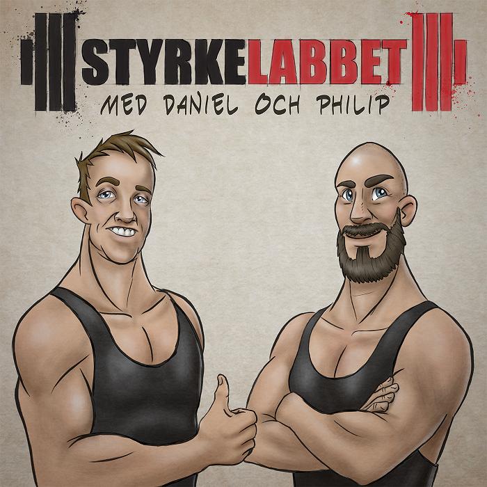 Styrkelabbets podcast – klicka på bilden för att lyssna direkt på itunes