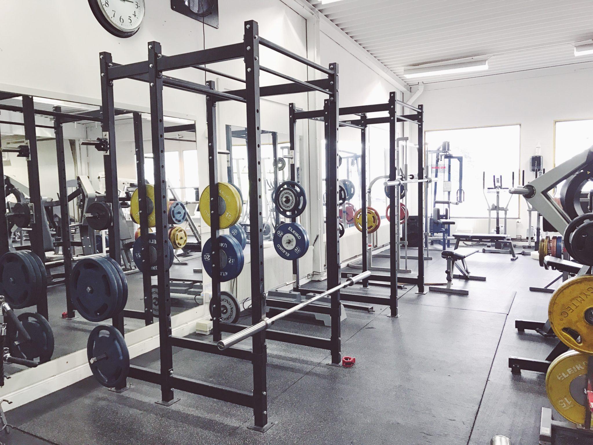 shape gym uppsala